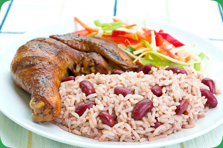 Twice as nice authentic jamaican restaurant 10049 156 st for Authentic jamaican cuisine